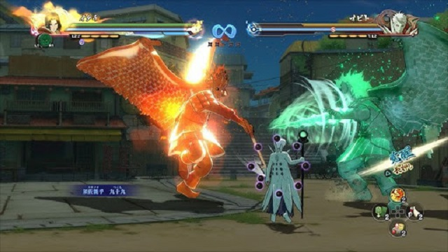 cách chỉnh nút trong naruto shippuden ultimate ninja storm 4