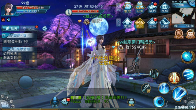 game nhap vai online 3d