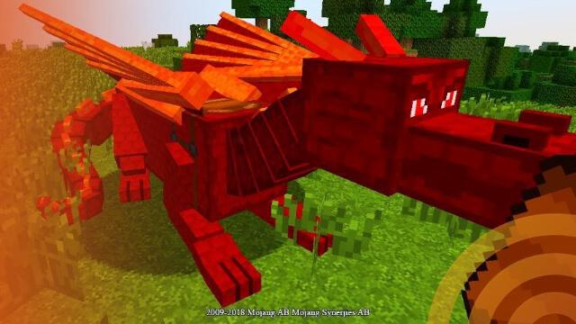 mod dragon for minecraft pe