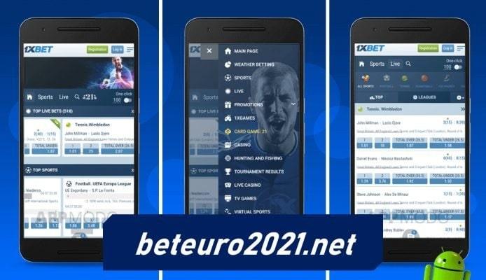 tải app đặt cược euro 1